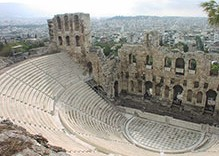 (EN) Greece's Odeon of Herodes Atticus Tops World's Most Spectacular Theater List