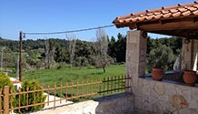 Fully furnished maisonette in Paliouri, Halkidiki / HKP-146M