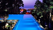 Prestigious Villa at the luxury resort Sani Beach in Halkidiki / HKS-158R