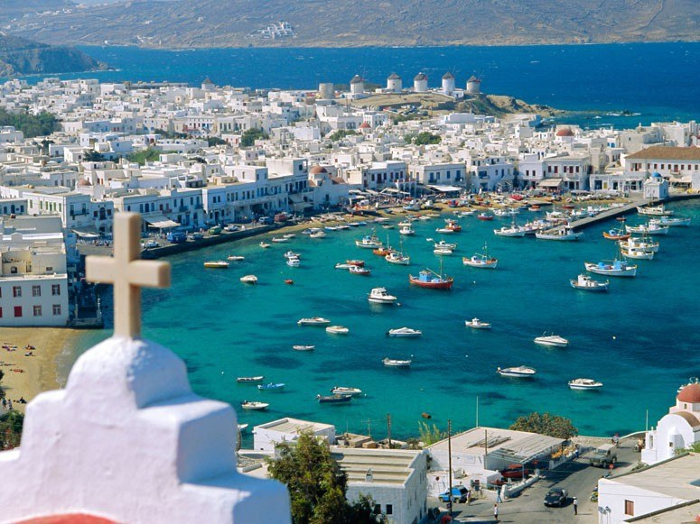 Greece Shines In Condé Nast Traveler's Readers' Choice Awards 2