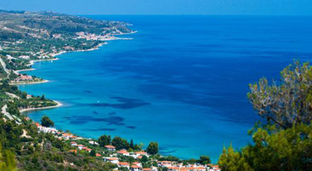 (EN) Halkidiki's Tourism On The Upswing