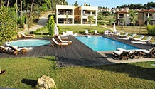 Newly built, luxurious hotel in Sani, Halkidiki for sale / HKS-121H
