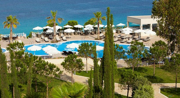 Halkidiki Welcomes New, Luxurious Pomegranate Spa Hotel