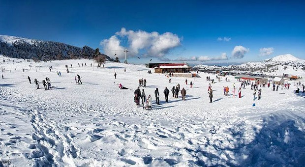 Greece Comes In Second On Ski Destinations Ranking List