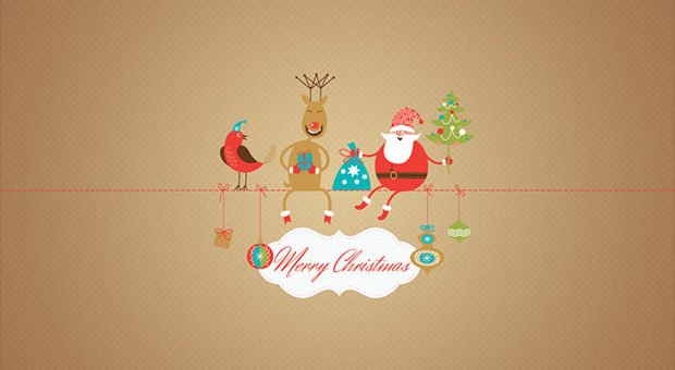 (EN) Happy Holidays and Best Wishes in 2014!