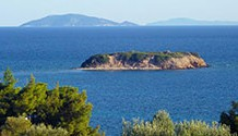 Land for luxury villas in Sithonia / HSK-133L