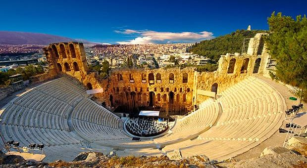 Greece's Odeon of Herodes Atticus Tops World's Most Spectacular Theater List