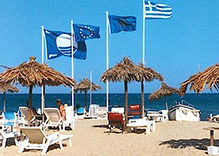 "(EN) Over 400 Greek Beaches Receive ""Blue Flag"" Status For 2014"