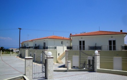 Pefkohori apartments 2
