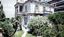 Historical Masterpiece Mansion in Thessaloniki / TTC-160M