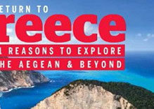 (EN) 'National Geographic Traveler' Tells World to Visit Greece