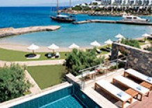 Seafront luxury Villaon an exclusive beach within the most amazing luxury resort / CLE-169R