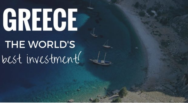 Reasons to Invest in Greece