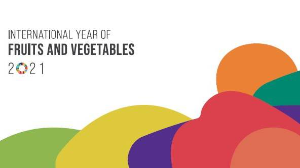 UN announced 2021 as the year of fruits and vegetables 2