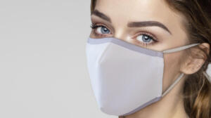 Women's Plain Nano Masks